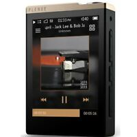 Cowon Plenue D Digital Media Player Mp3 Hifi 24bit 32gb 2.8 Touch - Goldblack
