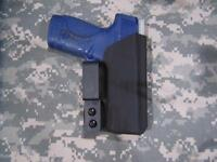 S&w Shield Iwb Hard Loop Concealment Holster