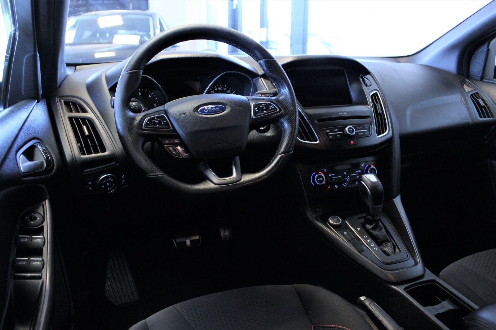 Ford Focus 1,5 TDCi 120 ST-Line stc. aut. - billede 7