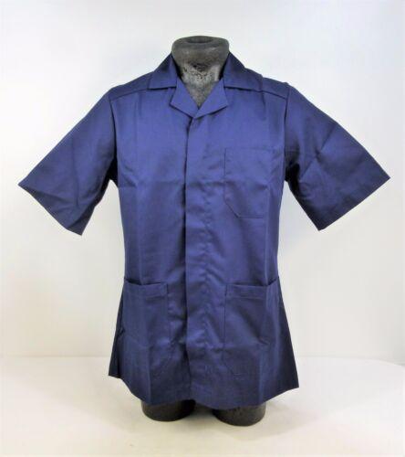 JM5 BOYD COOPER Bleu pour homme male Nurses dentiste Healthcare Barber tunique E2