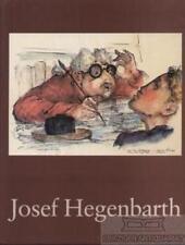 Der Illustrator Josef Hegenbarth 1884-1962,  Zeichnungen, farbige Blätter, Graf