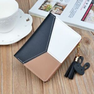 Cute Wallets Cards Holders Lady Female Fashion Short Coin Purses Money Organizer