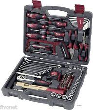 PROFI Universal Werkzeugkoffer 100-tlg. KRAFTWERK 1042 Werkzeugkasten Werkzeug