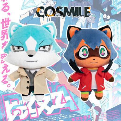 Anime Bna Kagemori Michiru Ogami Shirou Plush Doll Toy Cute Sa Ebay