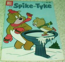 Spike and Tyke 20 (VF+ 8.5) 1959 Ice Skating cover! 40% off Guide!
