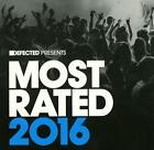 Defected Pres. Most Rated 2016 von Various Artists (2015)