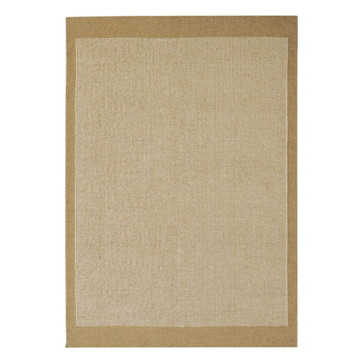 Tappeto in lana Jensen sabbia - 140x200 cm M066