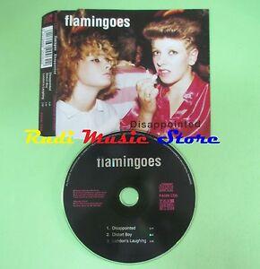 CD-singolo-FLAMINGOES-disappointed-UK-1994-PANDEMONIUM-RECORDS-no-vhs-lp-mc-S18