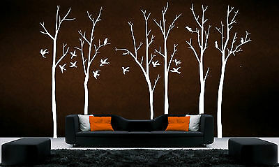 Stunning Tree Branch II Wall Art Decal Removable Vinyl Stickers Mural Home Decor