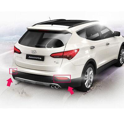 for 2010-2012 Hyundai Santa Fe Rear Reflector Driver /& Passenger Go-Parts For Hyundai Santa Fe Left /& Right PAIR//SET