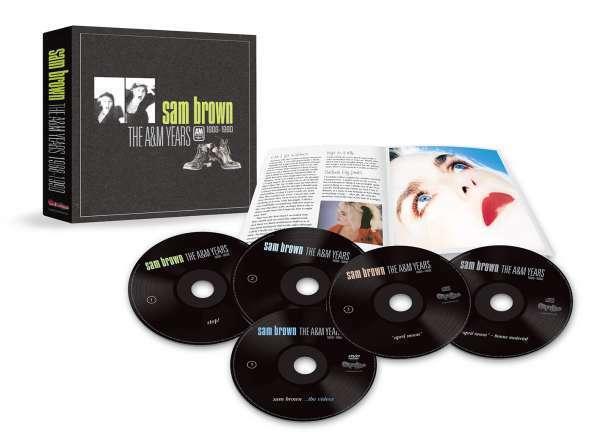 Sam Marron - The A&m Ans 1988-1990 Neuf CD