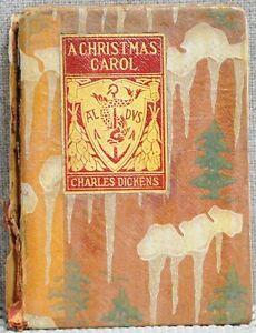 A Christmas Carol - Charles Dickens 1901 Caldwell Co. | eBay