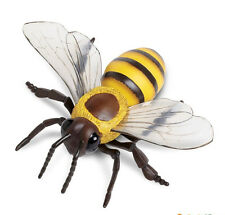 Large HONEY BEE Replica # 268229 ~ FREE SHIP/USA  w/ $25+SAFARI,Ltd Products
