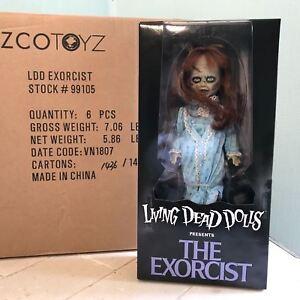 Ldd Living Dead Dolls Regan L'exorciste L'exorciste L'exorciste Mezco Jouet Figurine