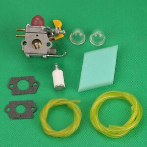 Carburetor-Air-Filter-Kit-For-Poulan-FL26-FL23-FL20-FX26-XT260-P1500-P2500-P3500