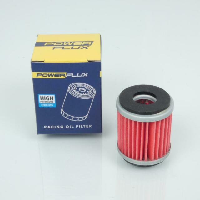 Oil Filter Powerflux Yamaha Motorcycle 250 Wr-F 4T 2003-2009 Equivalent HF141