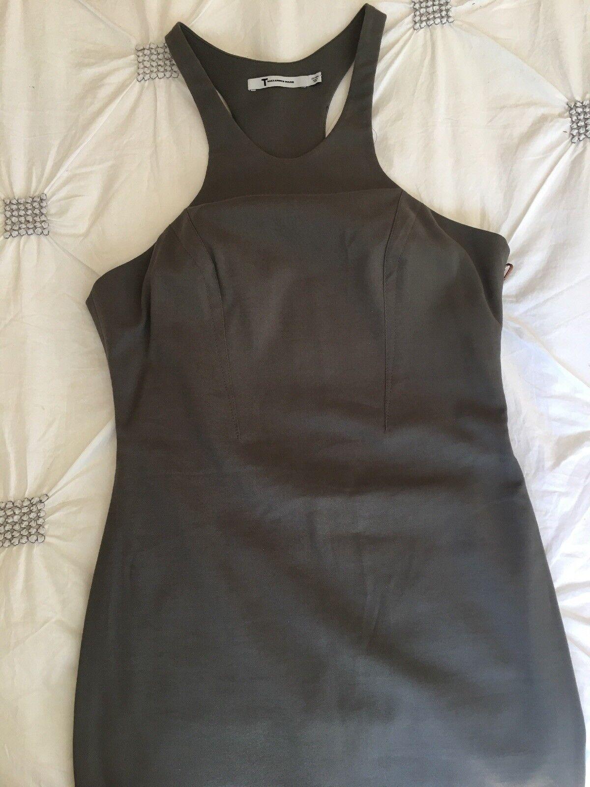 T by alexander wang dress in S