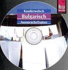 Bulgarisch Wort für Wort. Kauderwelsch AusspracheTrainer. CD von Elena Engelbrecht (2005)