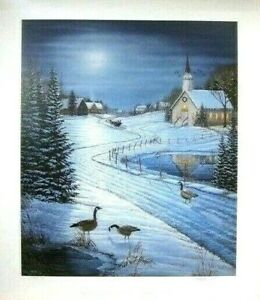 Sam-Timm-Limited-Edition-Signed-and-Numbered-039-97-Winter-Print-20-1-2-034-x-23-1-2-034