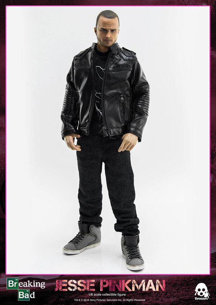 Breaking Bad 12inch Jesse Rosaman 1 6 Scale Action Figure THREEZERO