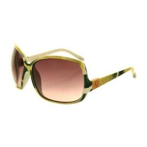 Details about Electric Lovette Sunglasses Lime Python / Brown Gradient  ES07326045