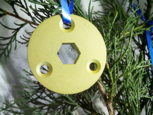 AVRO Vulcan B2 Christmas Tree Decorations ~ Ring Lock ~ Pack of 5 ~ 26DC//11698