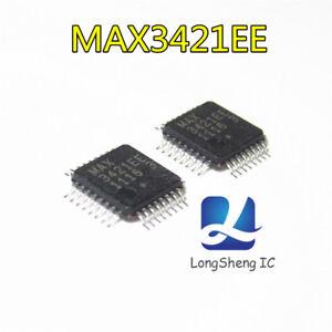 5PCS-Max-3421-eehj-3421EE-TQFP-32-nuevo-controlador-de-interfaz-de-Maxim