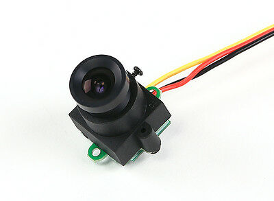 Mini CMOS FPV Camera 520TVL 120 Deg FOV - PAL - FPV Drone Cam - orangeRX -uk
