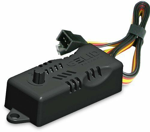Gelid FC-FX01 Adjustable Manual Fan Speed RPM Controller Gamer