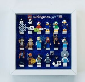 Minifigures-Display-Case-Frame-Lego-Disney-Series-1-or-2-71024-Minifigs-figures