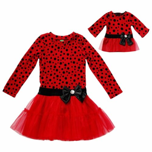 """New DOLLIE ME GIRL DOLL Dress 5 6 7 8 10 12 FITS AMERICAN GIRL Other 18/"""" Dolls"""