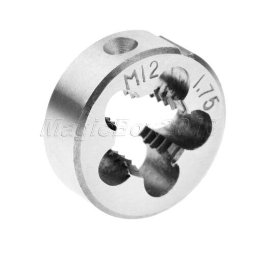 Alloy Steel M3-M12 Metric Wrench Die Right Handed Thread Die Metalworking Tool