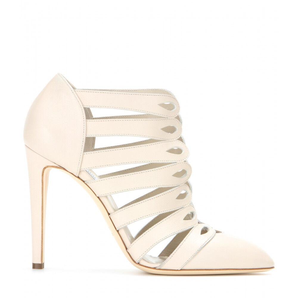 Nuevo Altuzarra Altuzarra Altuzarra Goliath Recortado Nude Beige blancoo Zapatillas Botines botas 39  Tienda de moda y compras online.