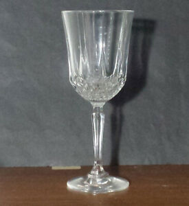 Crystal Wine Glass Goblet 10 Oz 8 Inches Tall Ebay