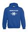 Hercules Logo Schriftzug I Sprüche I Fun I Lustig bis 5XL I Herren Hoodie