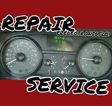 LINCOLN TOWN CAR INSTRUMENT CLUSTER REPAIR SERVICE SPEEDOMETER 1993 TO 2004