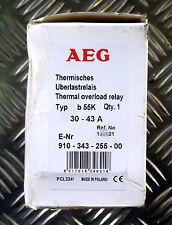 AEG b 55k Thermisches Überlastrelais Schütz Neu OVP