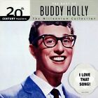 20th Century Masters - The Millennium Collection: The Best of Buddy Holly by Buddy Holly (CD, Apr-1999, MCA (USA))