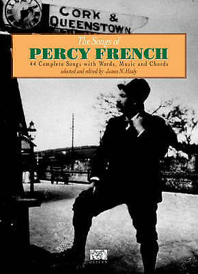 1 of 1 - Songs of Percy French-ExLibrary