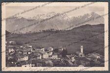 COMO MAGREGLIO 10 GRIGNA Cartolina viaggiata 1915