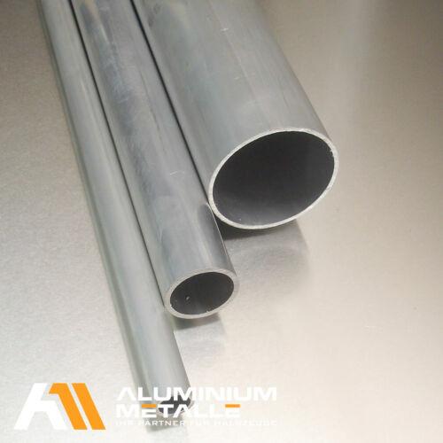 Aluminium Rohr Ø 180x15mm AlMgSi0,5 Länge wählbar Alu Rundrohr Profil Alurohr