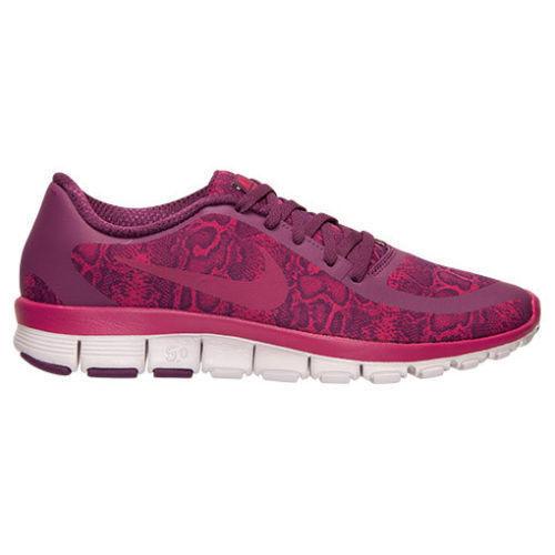 Nike Nike Nike Free 5.0 Nuevo Para mujeres Para Entrenamiento Correr rosado Zapatos 695168-501 Crossfit. Talla 8  60% de descuento