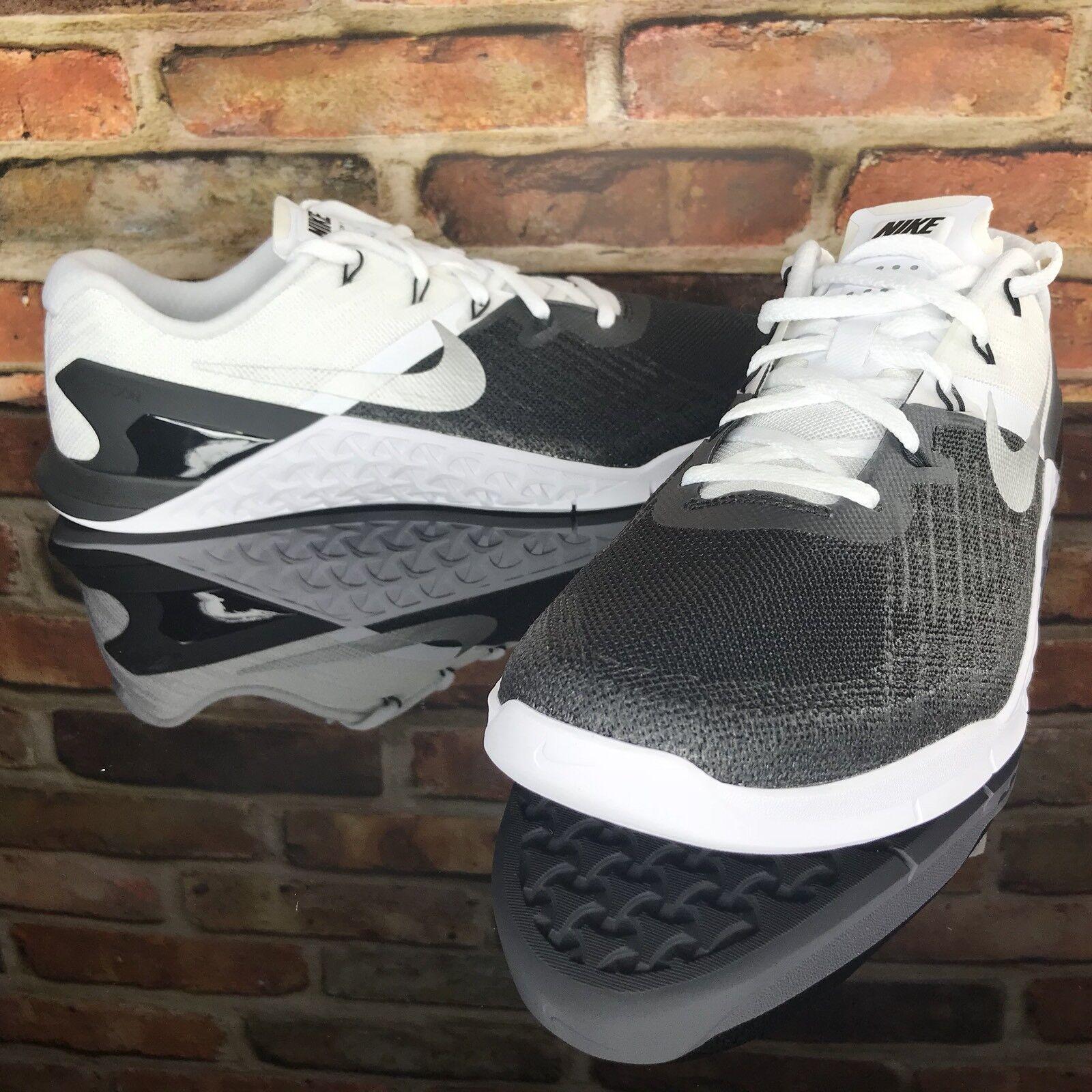 Nike Metcon 3 Lauf Gewicht Heben Kreuz Kreuz Kreuz Training Schuhe Herren Größe 10 Schwarz d3a700