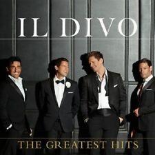 IL DIVO - THE GREATEST HITS  CD  18 TRACKS INTERNATIONAL POP BEST OF  NEU