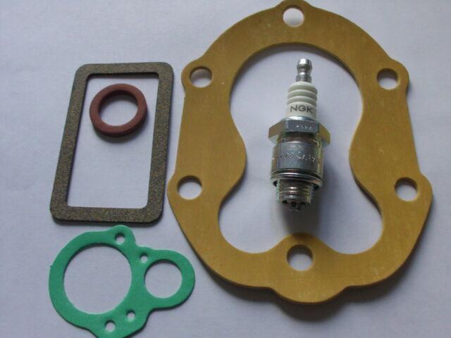 SUFFOLK PUNCH QUALCAST SUMP GASKET L03547 LAWNMOWER ENGINE NEW