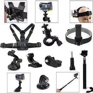Camera-Kit-for-Sony-Action-Cam-Hdr-as-20-30v-100v-as200v-Hdr-az1-Mini-Fdr-x1000v