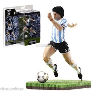 Diego Armando MARADONA Boy De gold silverina Action Figure Football Soccer