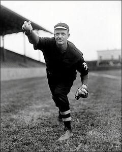 Christy-Mathewson-4-Photo-8X10-New-York-Giants-1912