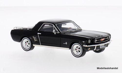 Ford Mustang Mustero 1966 schwarz  1:43 Premium X