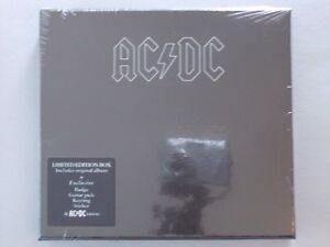 Back-in-Black-by-AC-DC-FANPACK-CD-2009-Columbia-BRAND-NEW-SEALED